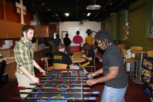 Foosball Picture