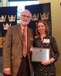 Kelly Younge Award Photo
